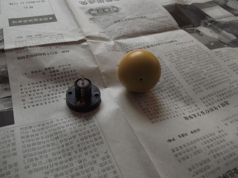 乒乓球及支架