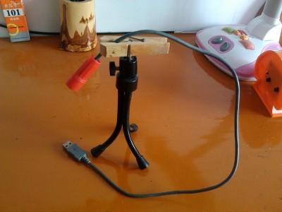 DIY LED USB 键盘灯