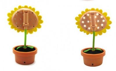 植物大战僵尸向日葵USB小台灯