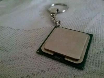 cpu钥匙扣