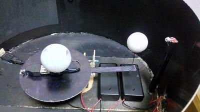 电动月相盒内部结构