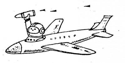 飞行员和子弹